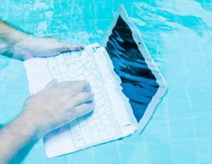 MacBook Water Damage Repair in Dubai