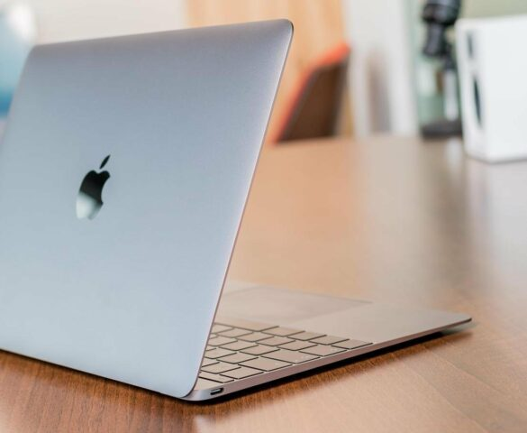 Data recovery from macbook air